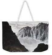 Seal Rock Waves And Rocks 2 Weekender Tote Bag