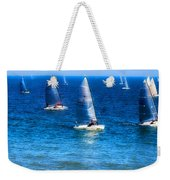 Seaside Fun Weekender Tote Bag