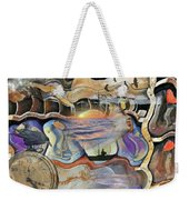 Seaview Weekender Tote Bag
