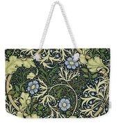 Seaweed Pattern Weekender Tote Bag