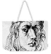 Self Portrait 1493  Weekender Tote Bag