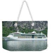 Serenade Of The Seas Weekender Tote Bag