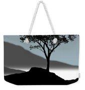 Serene Weekender Tote Bag by Chris Brannen