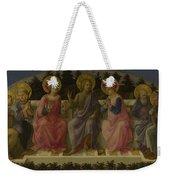 Seven Saints Weekender Tote Bag