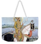 Shah Jahan (1592-1666) Weekender Tote Bag