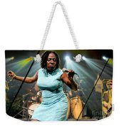 Sharon Jones And The Dap-kings Collection Weekender Tote Bag