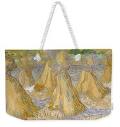 Sheaves Of Wheat Weekender Tote Bag