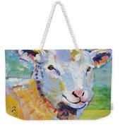 Sheep Head Weekender Tote Bag