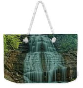 Shequaga Falls Weekender Tote Bag