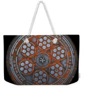 Shield Weekender Tote Bag