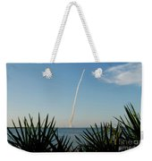 Shuttle Launch Weekender Tote Bag