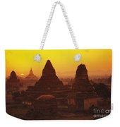 Shwesandaw Paya Temples Weekender Tote Bag