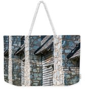 Side-by-side Weekender Tote Bag by Todd Blanchard