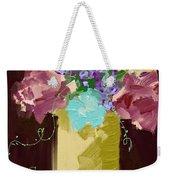 Sienna Floral Weekender Tote Bag