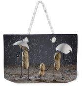 Simple Things - Taking A Walk Weekender Tote Bag