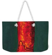 Singled Out Weekender Tote Bag