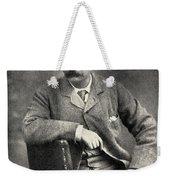 Sir Arthur Conan Doyle, 1859   1930 Weekender Tote Bag