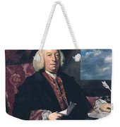 Sir James Hodges Weekender Tote Bag