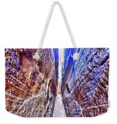Slot Canyon Of Canyon De Chelly, Weekender Tote Bag