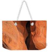 Slot Cave Valley Of Fire Weekender Tote Bag