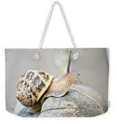 Slug Weekender Tote Bag