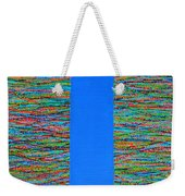 Small Door Weekender Tote Bag