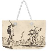 Smaralo Cornuto And Ratsa Di Boio Weekender Tote Bag