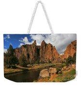 Smith Rock State Park - Oregon Weekender Tote Bag