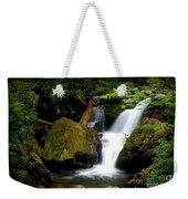 Smoky Mountain Falls Weekender Tote Bag