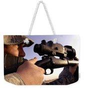 Sniper Weekender Tote Bag