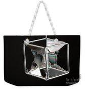 Soap Films On A Cube Weekender Tote Bag