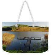 Somewhere In Ireland Weekender Tote Bag