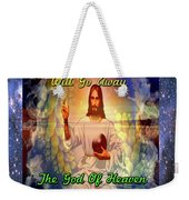 Son Of The Sun Weekender Tote Bag