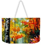 Soul Time Weekender Tote Bag