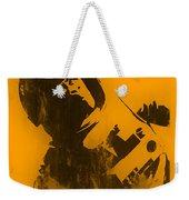 Space Ape Weekender Tote Bag by Pixel Chimp