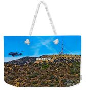 Space Shuttle Endevour Weekender Tote Bag