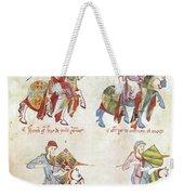 Spain: Knights, C1350 Weekender Tote Bag