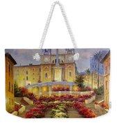 Spanish Steps, Rome Weekender Tote Bag