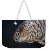 Sparrowhawk Weekender Tote Bag by Gavin MacRae