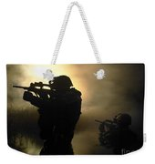 Special Operation Forces Combat Divers Weekender Tote Bag