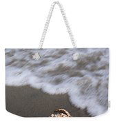 Spider Conch Shell Weekender Tote Bag