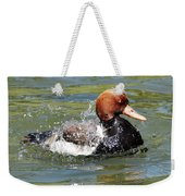 Splash Time Weekender Tote Bag