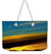 Spokane Sunrise Weekender Tote Bag