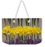Spring Delights Weekender Tote Bag