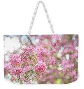 Spring Lightness Weekender Tote Bag