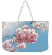 Spring Pinks Weekender Tote Bag