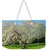 Springtime Blossoms Weekender Tote Bag