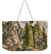 Spruce Weekender Tote Bag