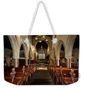 St Andrews Church, Aysgarth Weekender Tote Bag