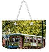 St. Charles Ave. Streetcar 2 Weekender Tote Bag